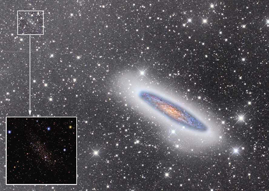 NGC 253-dw2 composite