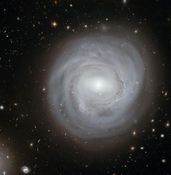 NGC 4921.NASA / ESA / K. Cook (Lawrence Livermore National Laboratory, USA)