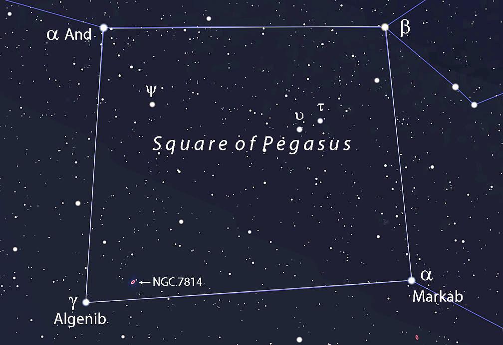 Square of Pegasus