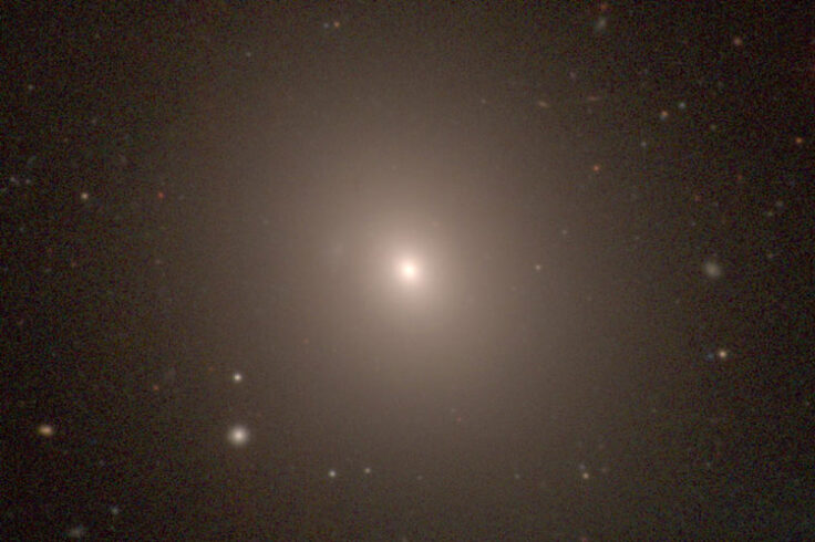 Elliptical galaxy NGC 1453