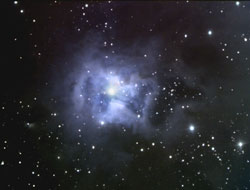 Reflection nebula NGC 7023