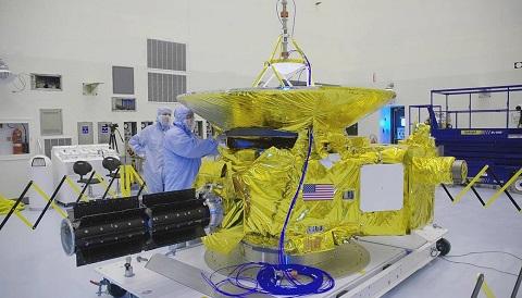 New Horizons RTG