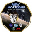 New Horizons' mission logo