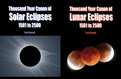 Thousand Year Eclipse Canons