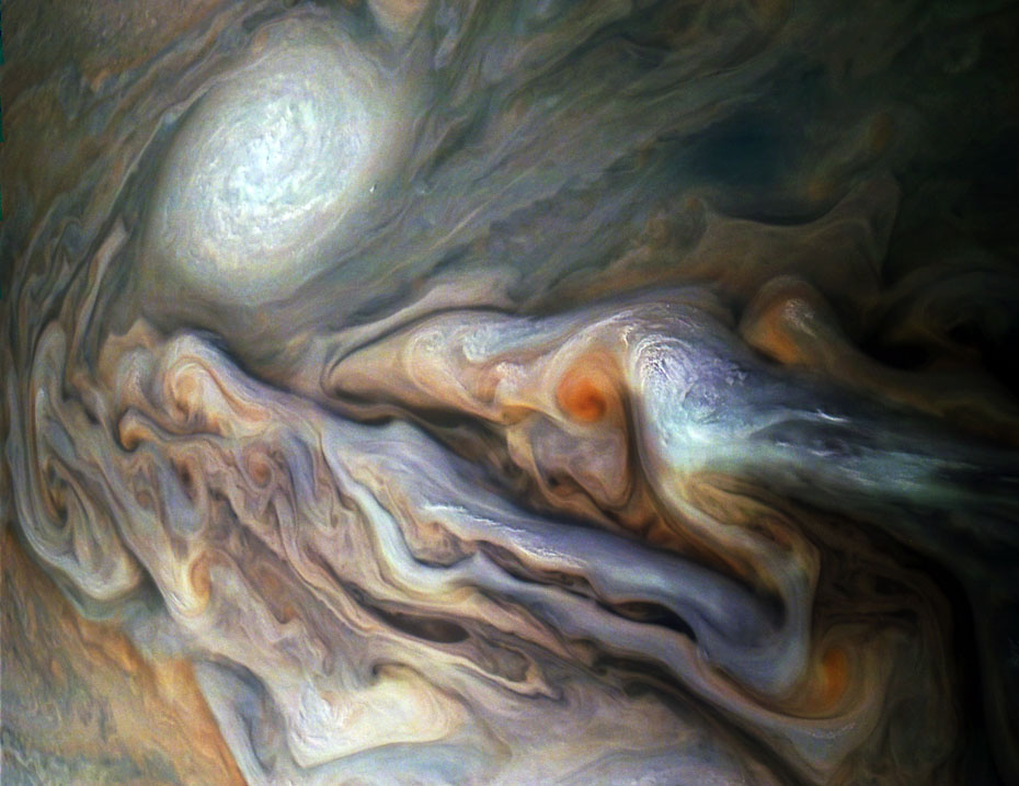 Jupiter's North Temperate Belt