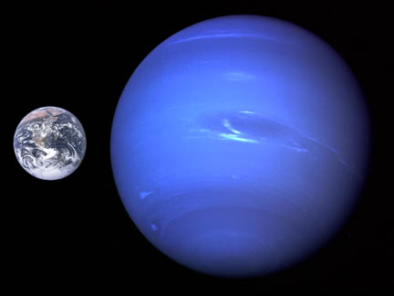 Two Planets with the Blues