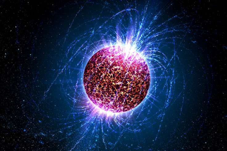 What's Inside Neutron Stars? - Sky & Telescope