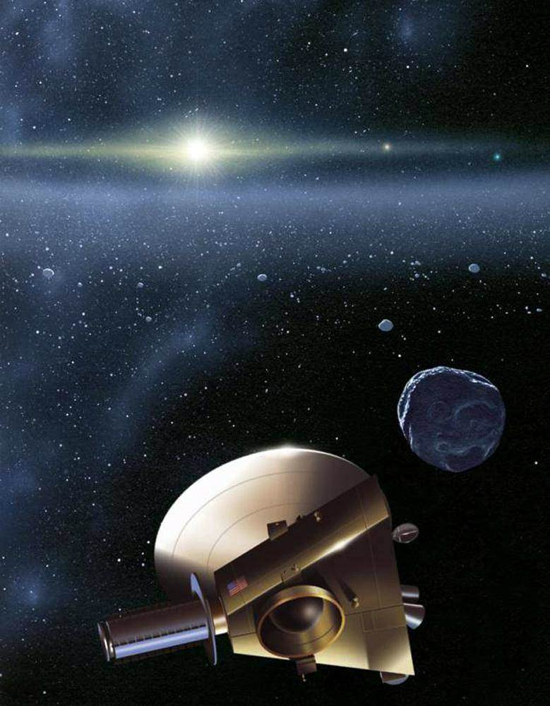New Horizons in Kuiper Belt