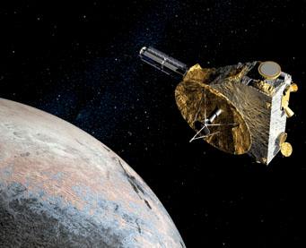 New Horizons Space Art