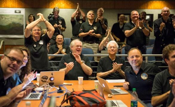 New Horizons team