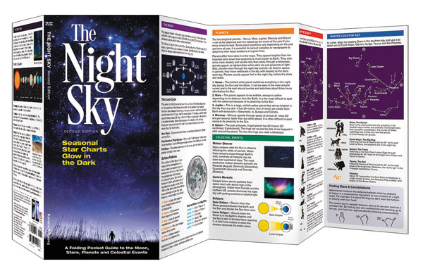 Glow in the Dark Guide to Stars and Constellations The Night Sky