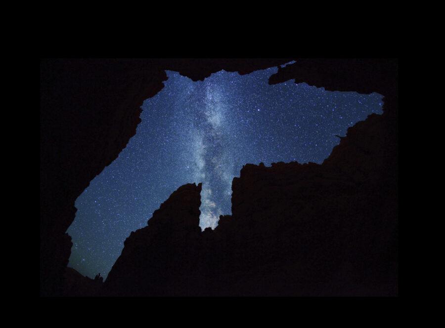 International Dark Sky Week Milky Way in Bryce