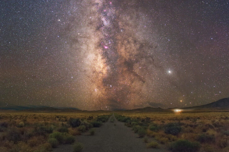International Dark Sky Week Milky Way