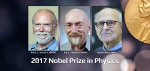 Nobel 2017 to Gravitational Waves
