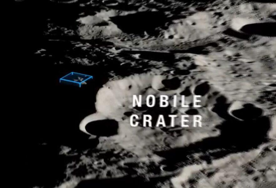 Nobile Crater