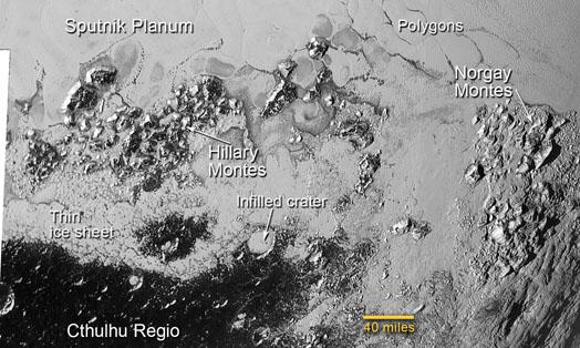Southern Sputnik Planum