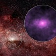 High-energy X-rays in Milky Way's center