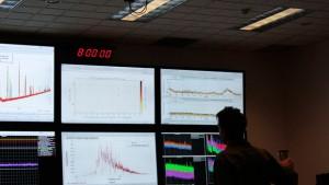 Advanced LIGO Control Room