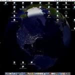 OSXplanet screen