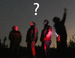 Hands in your pockets under the stars?