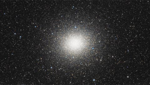 Omega Centauri from southwestern New Mexico