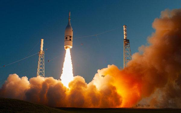 Orion Abort Test