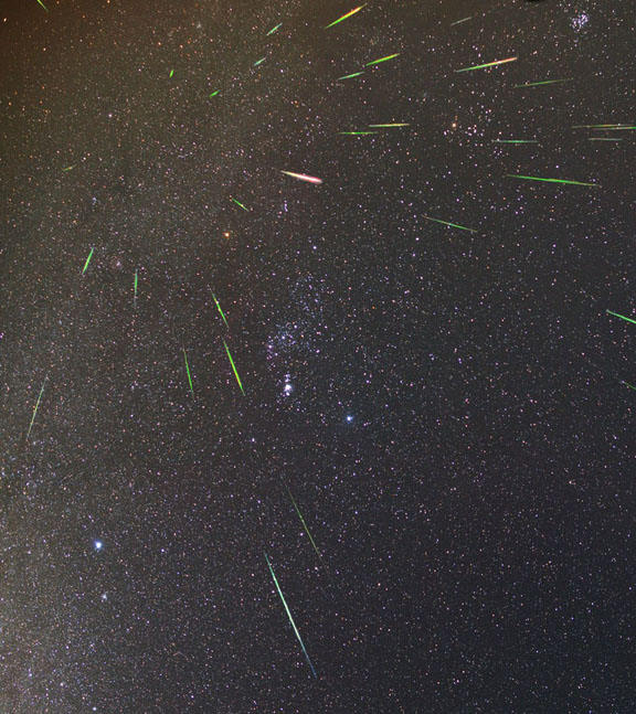 Needles in a Starry Sky
