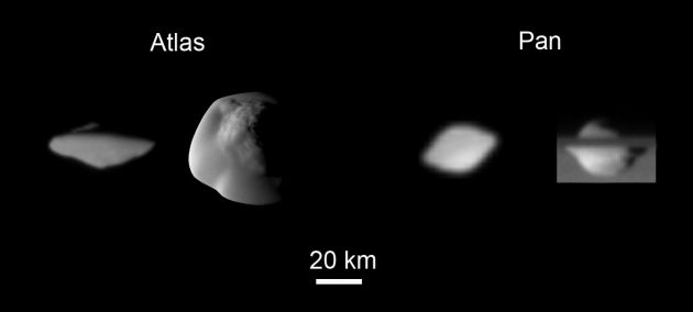 Pan vs Atlas