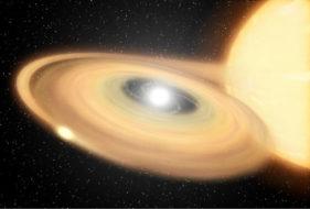 classical nova system