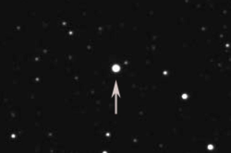 Asteroid 2 Pallas