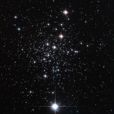 A Stunner In Hubble