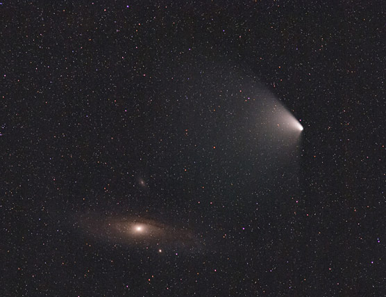 PanSTARRS and M31