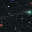 Two-tailed Comet PanSTARRS