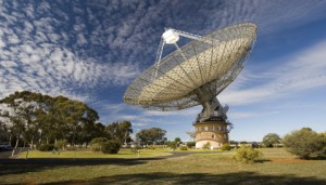 The Parkes Radio Telescope David McClenaghan / CSIRO