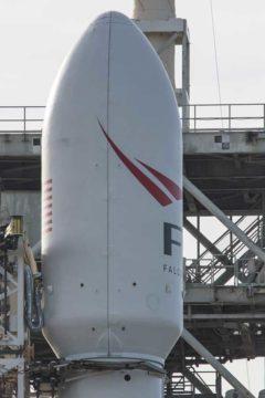 Falcon Heavy fairing