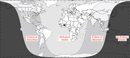 Where to see October 18th;s eclipse