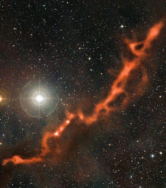 Perseus molecular cloud