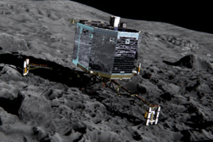 http://www.esa.int/spaceinimages/Images/2013/12/Philae_on_the_comet_Front_view