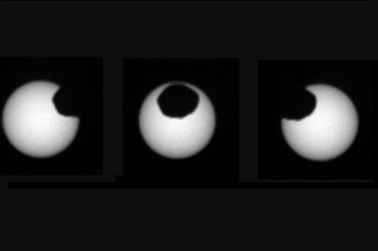 Phobos Shadow
