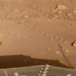 Mars on northern summer solstice