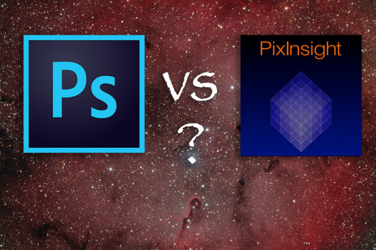 Pixinsight Vs. Photoshop?