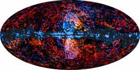 galactic haze and Fermi bubbles