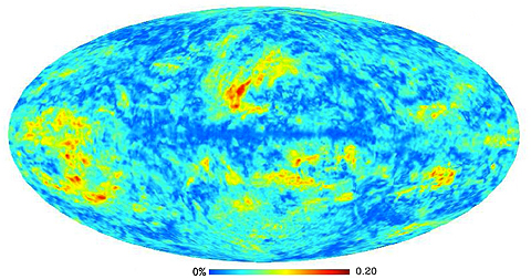 Planck map with cosmic infrared background