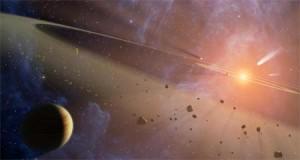 Planet around Epsilon Eridani