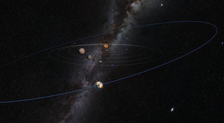 Planet-size object in Kuiper Belt