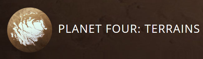 Logo for Planet Four Terrains