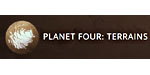 Logo for Planet Four Terrains
