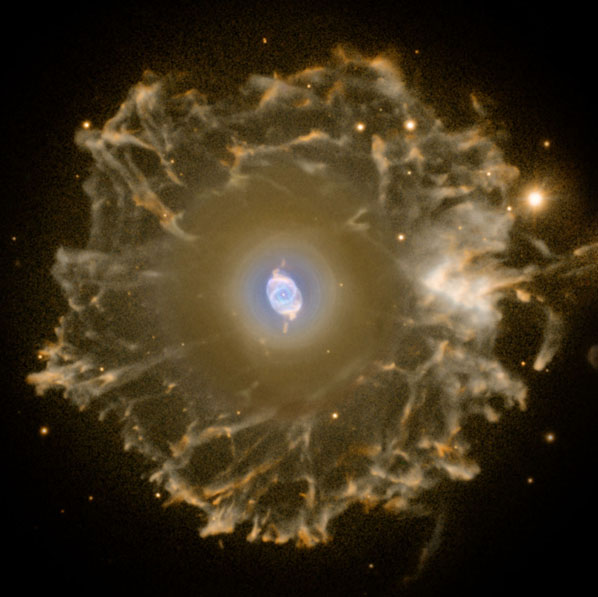 Nebular Rings of History