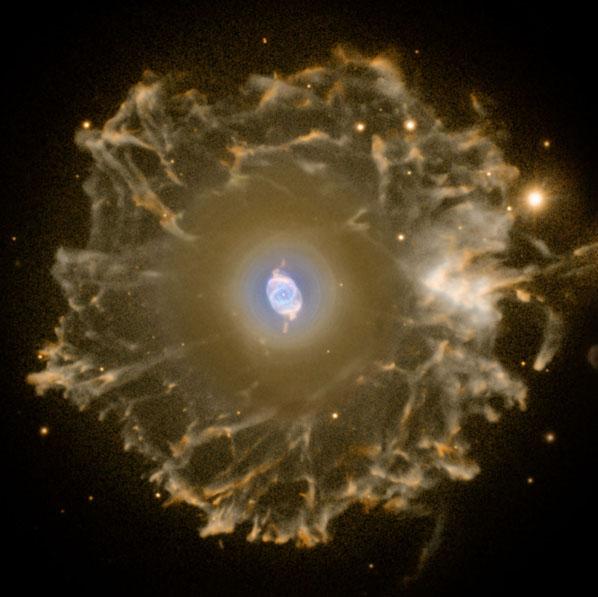 Nebular Rings of History
