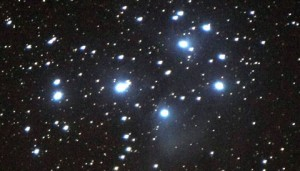 Tour January's Sky: The Pleiades MP3